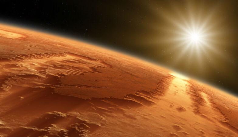 Acqua su Marte nuova ipotesi