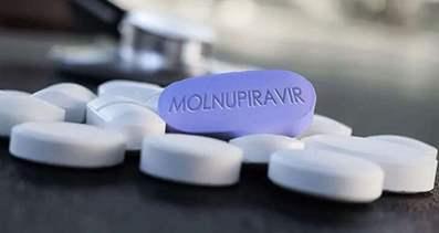 Farmaco antivirale Molnupiravir efficace contro il Covid-19