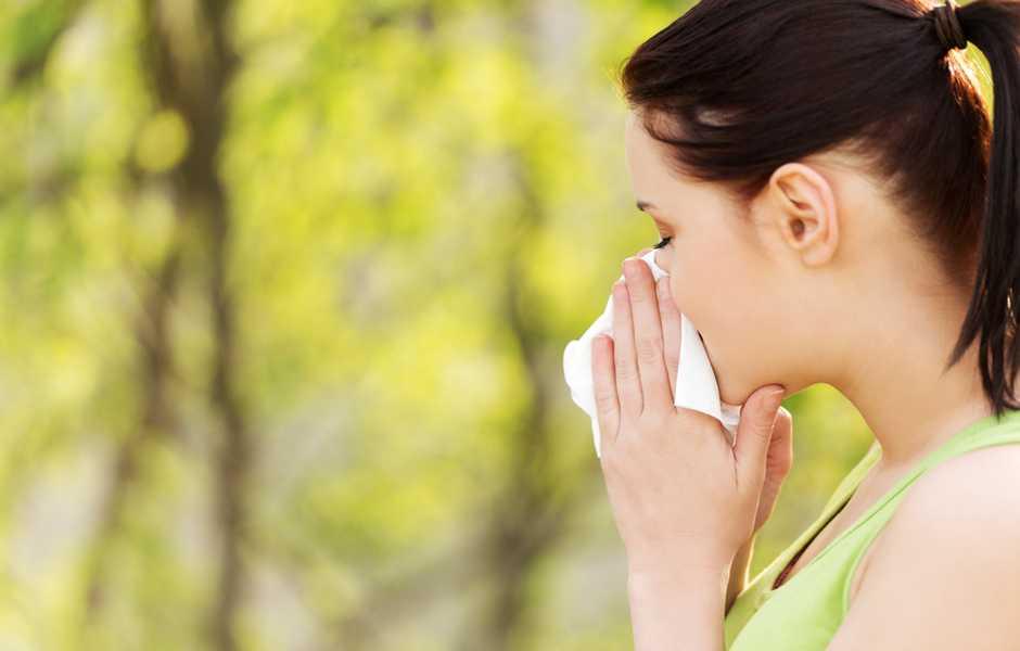 Allergia stagionale antistaminici naturali