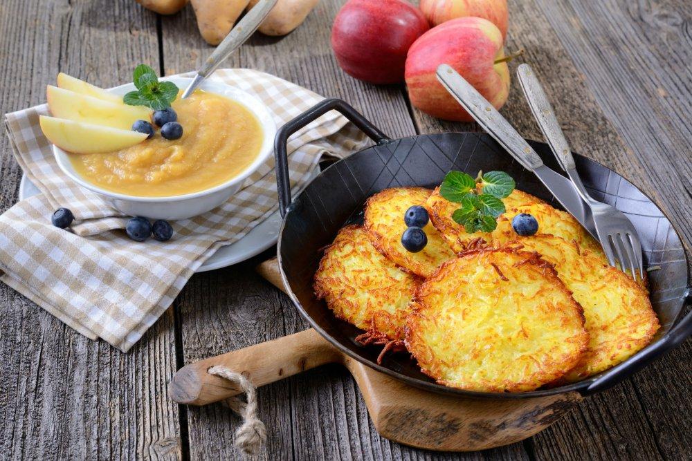 Frittelle di patate ricetta facile