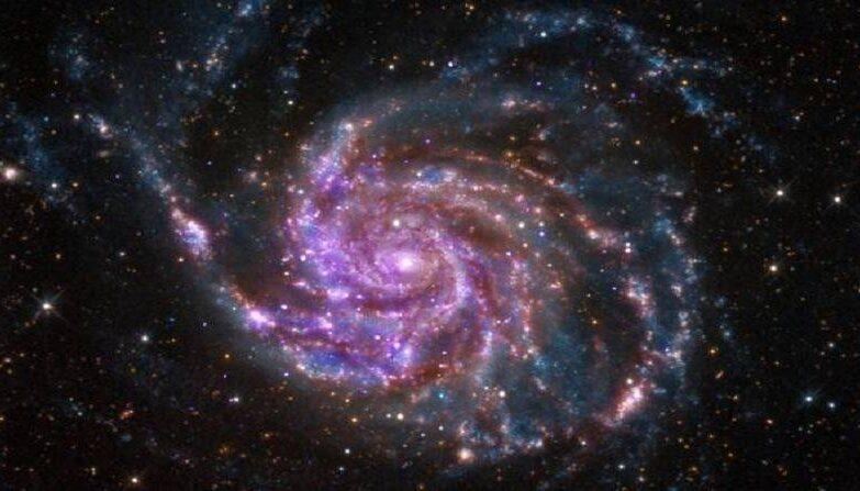 Galassia Gemella Via Lattea UGC 10738