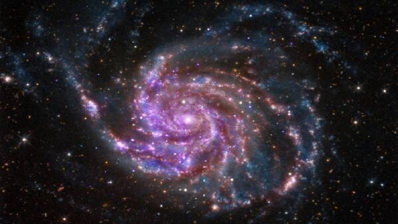 Galassia gemella della Via Lattea: si chiama Galaxy UGC 10738