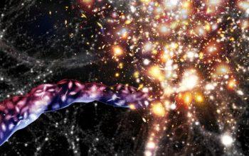 Scoperte astronomiche filamenti galassie rotanti
