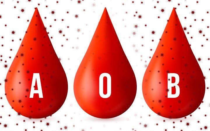 Covid trasmissione virus e gruppo sanguigno