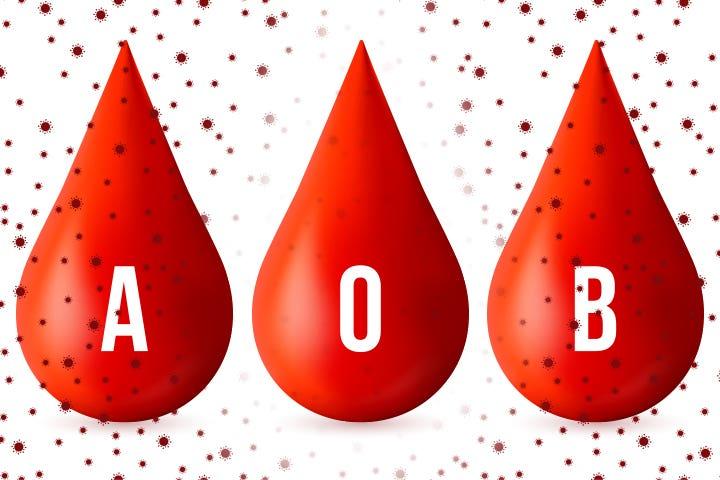 Covid-19 e gruppo sanguigno: contagi favoriti dagli antigeni