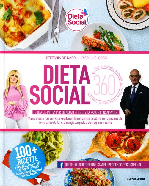 Dieta Social – Libro di Stefania De Napoli