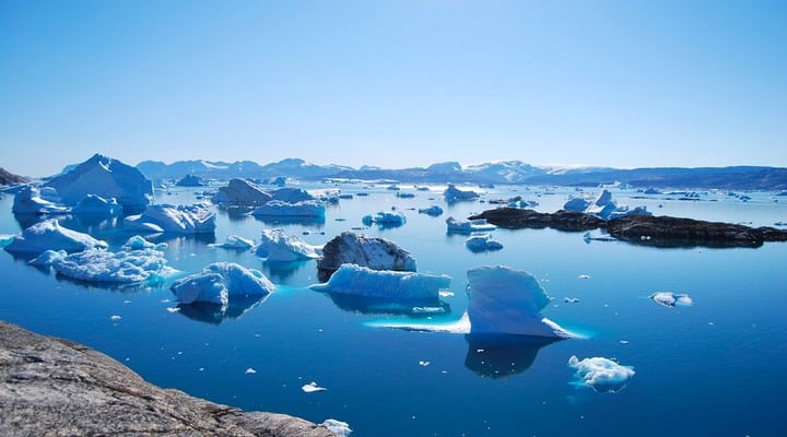 Ghiacciaio Groenlandia si scioglie a ritmi vertiginosi