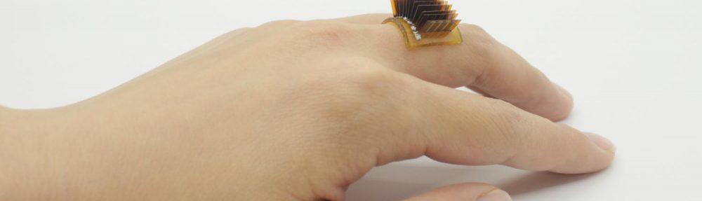 Dispositivo indossabile per produrre energia dal corpo