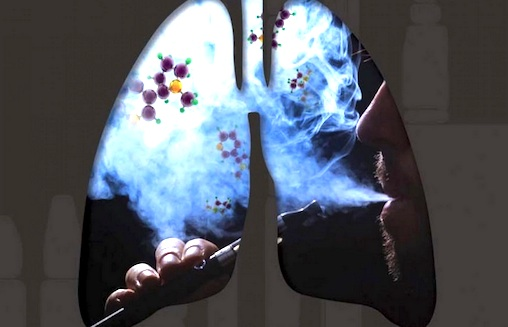 Sigarette elettroniche: effetti collaterali nuove scoperte
